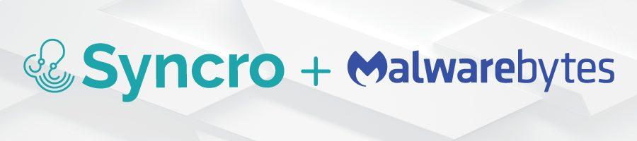 We've Integrated with Malwarebytes!
